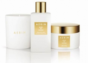 Aerin Launches Rose Fragrance for Holiday