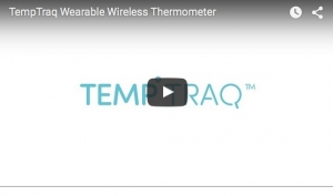 TempTraq Wearable Wireless Thermometer