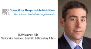 Podcast: CRN's Duffy MacKay Discusses Weight Loss Supplements