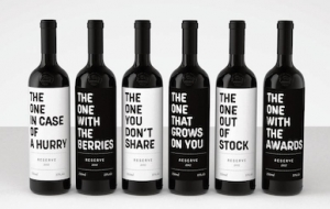 Shelf appeal forces wine labels to push boundaries