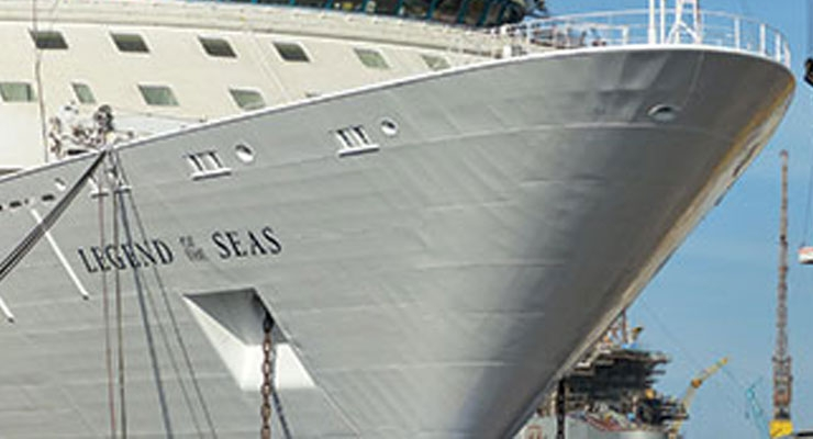 The Marine Coatings Market