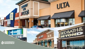 New Retail Report from Cushman & Wakefield
