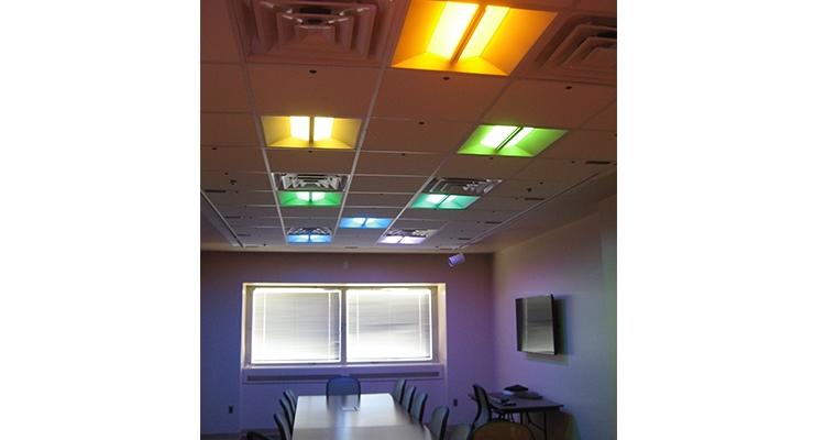 Touring RPI's Smart Energy Lighting Center