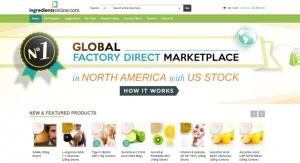 Introducing Ingredientsonline.com