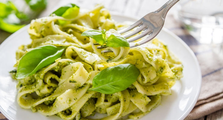 The characteristics of the pasta were unaffected and the probiotic survived in efficacious levels at both five and seven minute cook times.