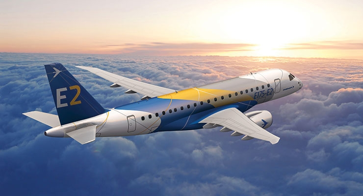 Brazil's Embraer Raises  Aviation Coatings Demand