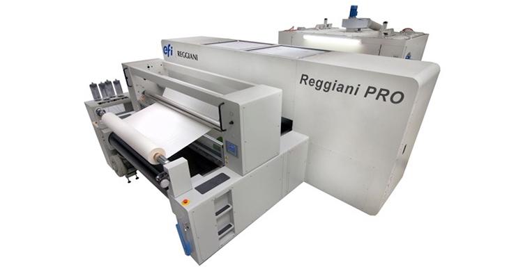 DuPont Digital Printing, EFI Reggiani to Deliver New Digital Textile Pigment Ink
