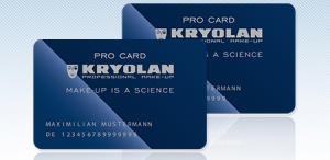 Kryolan Launches Pro Card