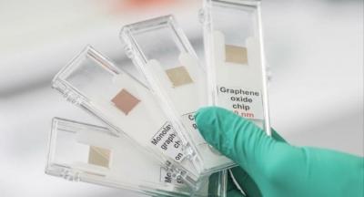 Biosensor Chips Developed from Graphene
