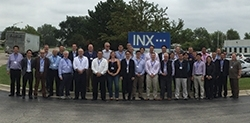 INX hosts International Partners and Distributors event