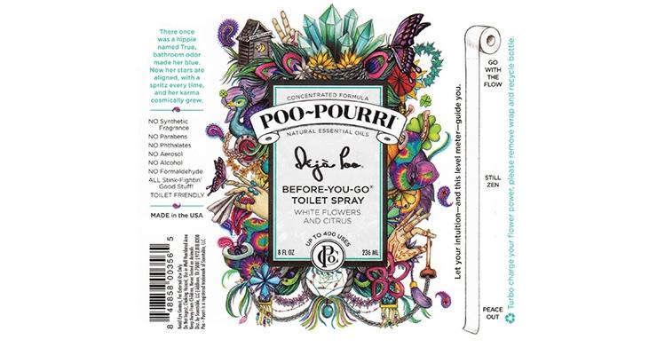 Homemade Poo Pourri Labels - Homemade Ftempo