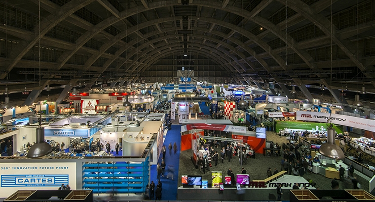 Ink Manufacturers  Debut New Products, Technologies at Labelexpo Europe