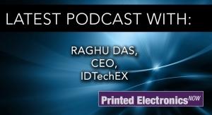 Raghu Das – IDTechEx CEO