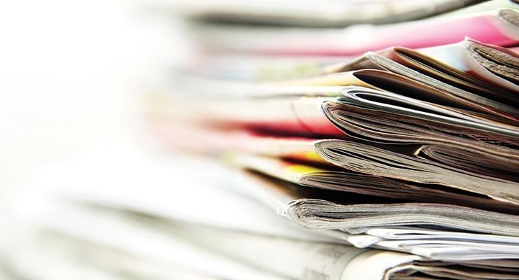 The 2015 Publication Ink Market