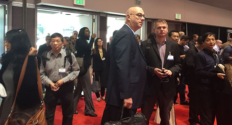Scenes from Printed Electronics USA 2015