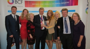 HMG Paints Wins Coatings Care Award from British Coatings Federation