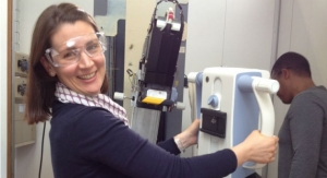 Nuclear Physicist Seeks to Build a Better Mammography Machine (with video)