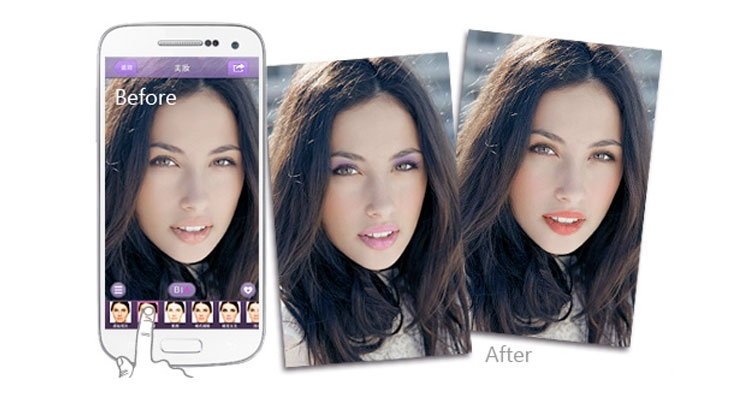 Beauty App Links Up With Toys