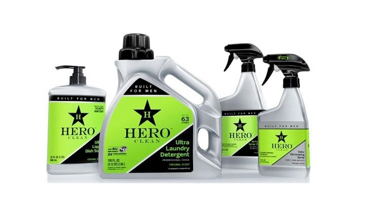 An upstart household product company puts a new spin on the idea of home cleaning.