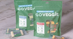 GO VEGGIE Adds Grab-N-Go Snack Bars in Sriracha & White Cheddar