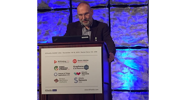 Printed Electronics USA 2015 Features Leading Speakers