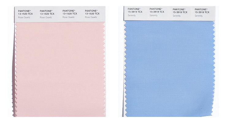 A Look at Pantone's 2016 Color of the Year, Pairings & Inspirations