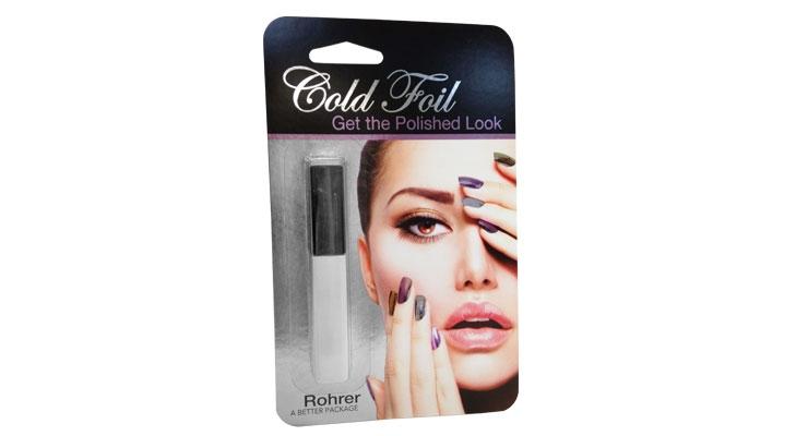 Rohrer Announces Cold Foil Combo