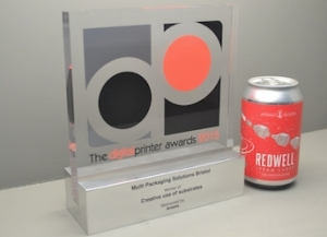 Domino assists MPS Bristol with print award