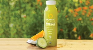 Jamba Presents Organic Cold-Pressed Juice Line