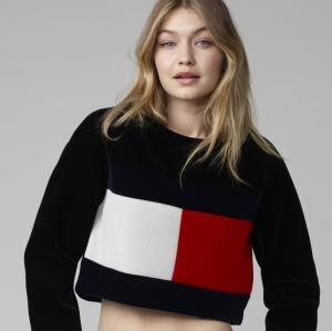 Tommy Hilfiger Falls for Hadid