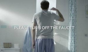 Colgate Urges Consumers to Save Water