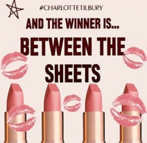 Charlotte Tilbury Reaches Out to Consumers