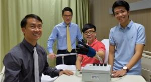 Robotic Glove Helps Patients Restore Hand Movements