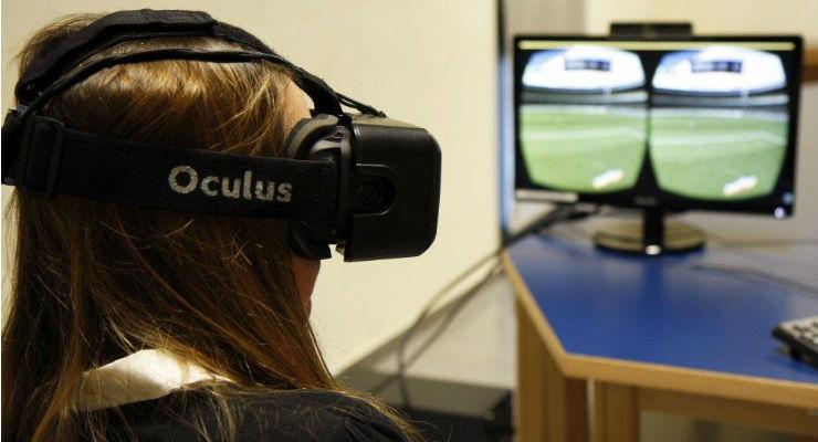 Virtual Reality Aids Motor Rehabilitation of the Shoulder
