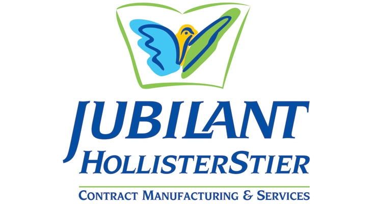 Jubilant HollisterStier logo
