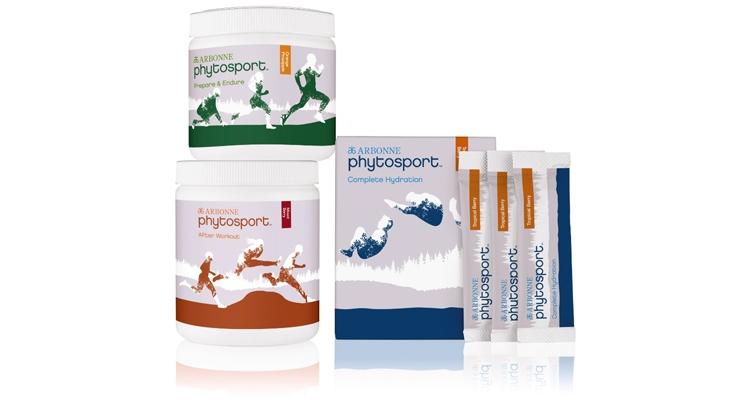 Arbonne Launches Phytosport Line