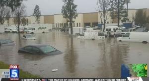 Label King overcomes rare San Diego flood