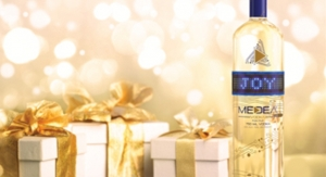 Medea Vodka 'Lights' Up Shelves