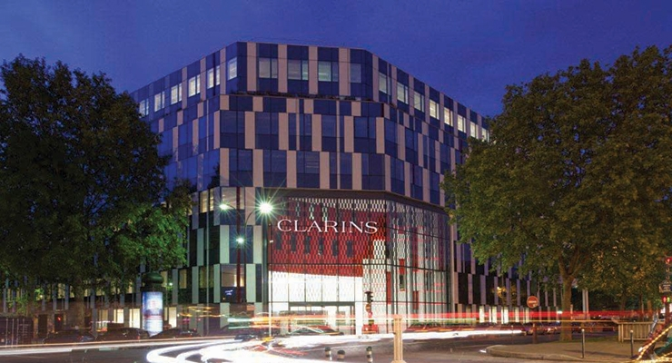 CLARINS: Responsible Beauty