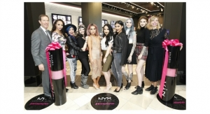 NYX Opens Flagship Store with Digital Features