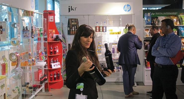 HP hosts digital event in Georgia