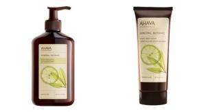 Ahava Adds New Scent To Its Line, Lemon & Sage