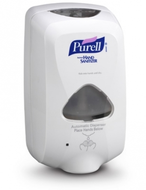 Gojo Linking Purell to Amazon Dash