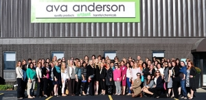 Ava Anderson Abruptly Closes Shop