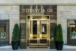 Coty Inks Fragrance Deal with Tiffany & Co.