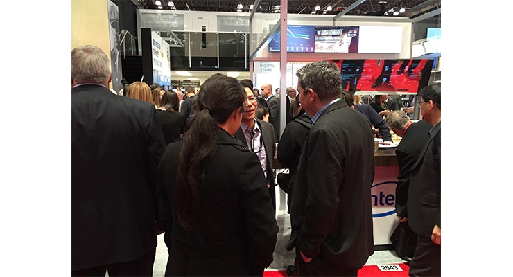 Scenes from NRF BIG Show 2016