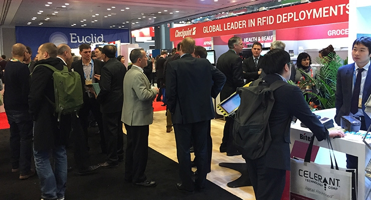 Leading RFID Companies On Hand at NRF BIG Show 2016