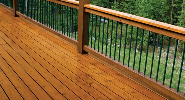 Wood Coatings Market