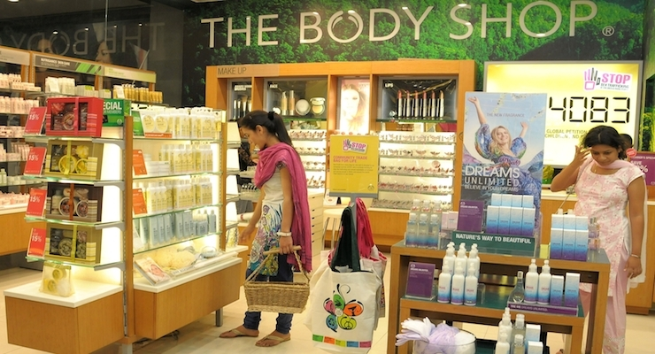 Body Shop's New 'Enrich Not Exploit' Commitment