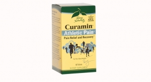 Terry Naturally Brand Launches Curamin Athletic Pain
